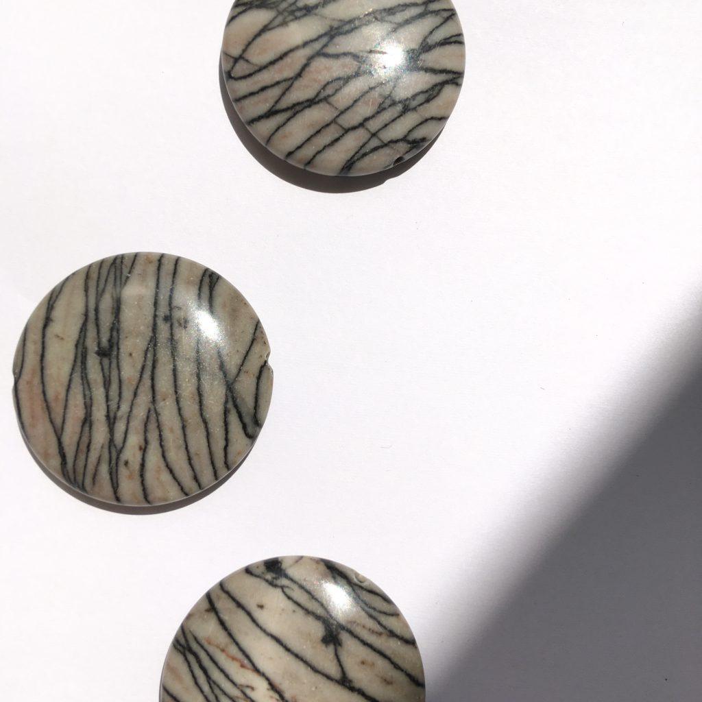 ゼブラジャスパー天然石