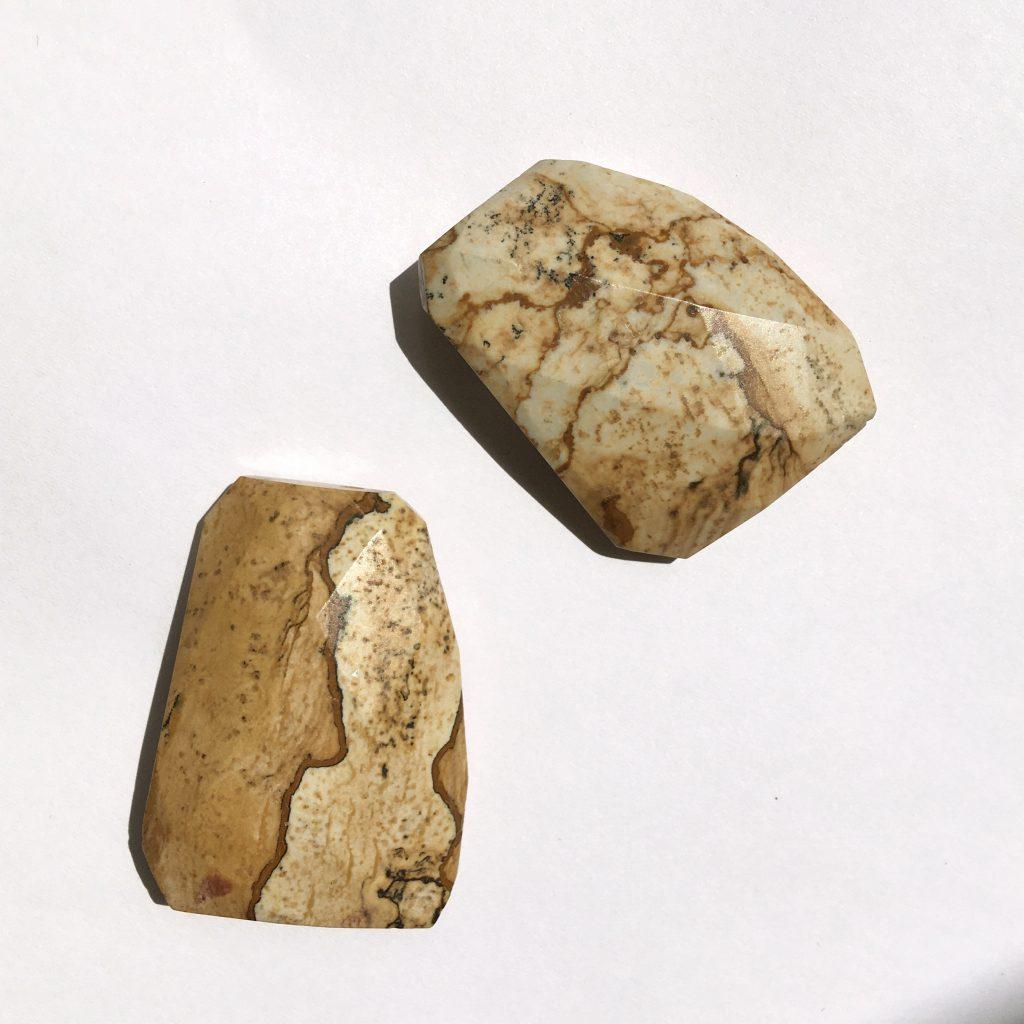 ピクチャージャスパー天然石
