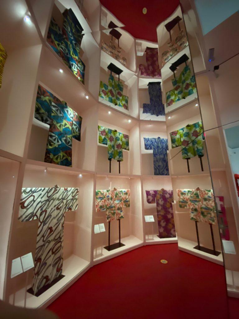 Kyoto To Catwalk Exhibition